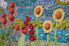 Day 16 / 365 Mosaic (Eiona R. [Busy over the Weekend]) Tags: neath wales unitedkingdom gb gnollpark 16365 anewfocus wfc