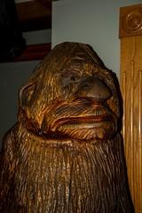 DSC_9286 (Copy) (pandjt) Tags: britishcolumbia bc eaglewatch eaglewatch2017 harrisonmills sasquatchinn sasquatch sasquatchcarving sculpture woodcarving