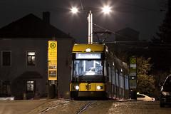 Bombardier NGT 6 DD 2589 (rengawfalo) Tags: dvbag dresden tram tramway sachsen saxony strasenbahn train railroad bahn tranvia tramvaj elektricka tramwaj sporvogn bombardier ngt triebwagen road
