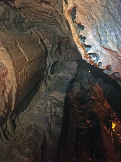 Vertical Shaft (Mammoth Dome, Mammoth Cave, Kentucky, USA) 8