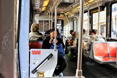 N Line (Judith Line) (ajamassive) Tags: streetphotography canon6d california sanfrancisco muni lightrail subway
