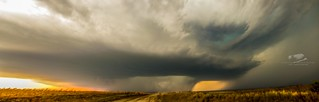 100117 - Last Storm Chase of 2017 (Pano)