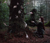 The Wishing Tree (Ruby Hyde Photography) Tags: surreal conceptual fineartphotography fineart magic tree woods red hair girl woman story body forest