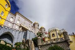 Sintra (kimbar/Thanks for 3 million views!) Tags: castle fernandoii penapalace portugal sintra