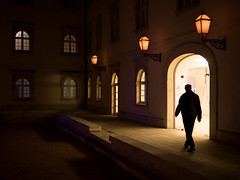 Warm winter night [explored, thank you!] (elkarrde) Tags: night warmlights winternight nightlights person walker lights doors windows shadows artgallery city citynights glow warmglow klovićevidvori nightofthemuseums museum zagreb croatia 2018 january winter2018 january2018 softglow nightglow panasonic panasoniclumixdmcgx7 panasonicgx7 lumix lumixg gx7 dmcgx7 camera:model=dmcgx7 camera:brand=panasonic camera:brand=lumix microfourthirds mirrorless lens:mount=microfourthirds lens:format=microfourthirds camera:mount=microfourthirds camera:format=microfourthirds digital digitalphotography 2514 leica panasonicleica leicadgsummilux11425asph summilux dgsummilux lens:brand=leica lens:model=dgsummilux11425asph lens:focallength=25mm lens:maxaperture=14 location:city=zagreb location:country=croatia twop mediumdigital