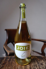 Joie Brut (knightbefore_99) Tags: wine vin vino bc joie 2014 brut bubbly pink tasty best local craft bottle canada delicious great awesome