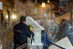 Grinding Away (kevnkc2) Tags: stdntsdoncooper lightroom pennsylvania winter historic downtown icefest ice sculpture chambersburg nikon d610 franklin county tamron 2470mmg2 sp2470mmf28divcusdg2a032