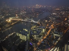 The Shard (Ferraris Clemente) Tags: londra theshard panorama londonbridge notturno grattacielo altezza viaggio tamigi inghilterra regnounito granbretagna p9 huawei clemente ferraris
