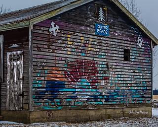 The Artist's Barn