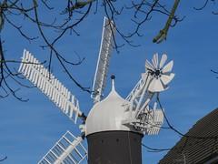 Holgate Windmill, February 2018 - 4