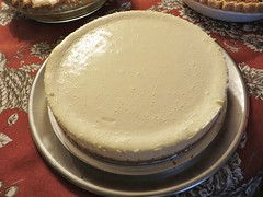 Cheesecake (TagDragon) Tags: food thanksgiving dessert cheesecake 2017