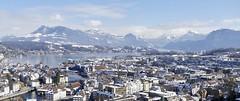 panoramic mountain view in Lucerne Switzerland (roli_b) Tags: lucerne luzern switzerland schweiz suisse suiza svizera zentralschweiz innerschweiz panorama panoramic mountain view alps alpi alpen swiss schweizer lake lago vierwaldstättersee see lakelucerne 2018 winter berge bergsicht traveil viajar tourism turismo