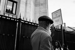 Spread the Good Word (Ktoine) Tags: guru beard hat word city street preach