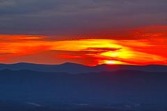 Shenandoah Sunset (bbosica20) Tags: absolutelystunningscapes
