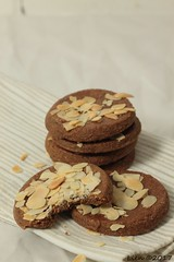 Speculaaskoeken (37) (Lien (notitie van Lien)) Tags: koekjes cookies nuts noten specerijen spices sinterklaas