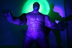 The Hulk (TxTeapot) Tags: incredible hulk bruce banner superhero green muscular humanoid big superhuman strength smash marvel comics lighting