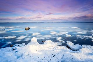 Vestfold Winter Seascape