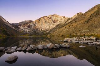 Convict Lake - before sunrise