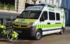 St John Ambulance XR115, HX05 GHK (photobobuk - Robert Jones) Tags: stjohnambulance xr115 help health public safety care birmingham stjohn uk