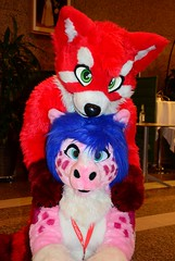NordicFuzzcon 2018 539 (finbarzapek / SeanC) Tags: nordicfuzzcon nordic fuzzcon fuzz con 2018 fursuit fursuits furry furries convention stockholm sweden animal costumes