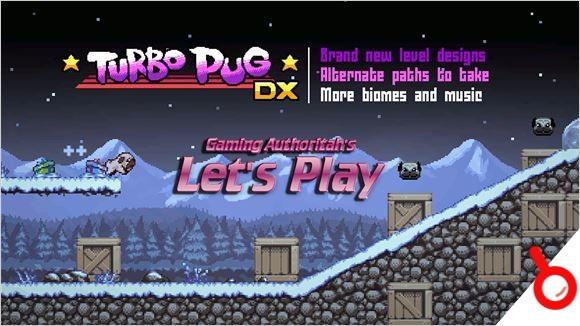另類跑酷遊戲《超級巴哥犬DX》將登陸Switch