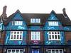 Rabbit Hole (Draopsnai) Tags: rabbithole pub londonboozer streetart rabbit blue greyhoundlane streatham highroad lambeth