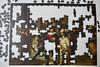 Puzzle Progress (grevillea.) Tags: thenightwatch nachtwacht jigsaw jigsawpuzzle puzzle rembrandt