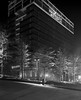 Katowice, Poland. (wojszyca) Tags: mamiya rz67 6x7 120 mediumformat 75mm shift fuji neopan acros xtol stock epson v800 night longexposure architecture ktw katowice construction highrise tower building