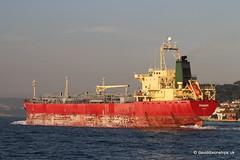 Ship. Pioneer 9260079 (dickodt65) Tags: ship tanker pioneer bosphorus