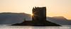 Castle Stalker Sunset (burntpixel.ca) Tags: patrick mcneill burntpixel burntpixelca rural scotland uk unitedkingdom europe sunset sunrise beautiful amazing travel ancient historic sunstar castle stalker island sony fotodiox a7rii a7r2