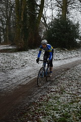 DSC_0029 (sdwilliams) Tags: cycling cyclocross cx misterton lutterworth leicestershire snow