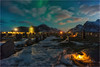 Rest in the light (carmenvillar100) Tags: auroraboreal lofotenislands cementerio nocturnas magicaurora islaslofoten noruega norway northernlights nightphotography