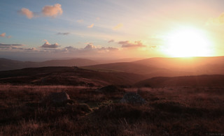 Whitstones Dawn, Exmoor