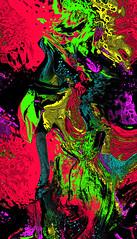 derwisch-01_30092017_11'18 (eduard43) Tags: abstrakt abstract art digiart derwisch dervish 2017 color farben