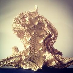 IMG_2015 (MAD FOLDER) Tags: origami pliage papier leplieurfou madfolder octopus tesselectopus tesselation