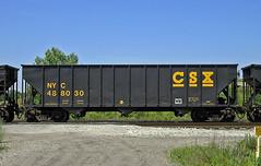 NYC 488030 (CSXT 700) Tags: csx nyc newyorkcentral nyc488030 cr cr488030 4302 cf walbridgeoh