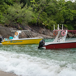Taxiboot Anse Major Mahe Seychellen thumbnail