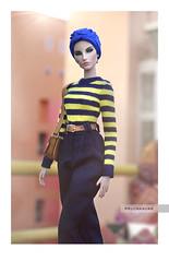 Elyse Jolie . Daywear . Fashion Royalty . Jason Wu 10th anniversary . Bergdorf Goodman (PruchanunR.) Tags: elyse jolie fashion royalty jason wu 10th anniversary bergdorf goodman