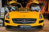 AMG - something for the Boyz (*Capture the Moment*) Tags: 2017 car design farbdominanz flügeltürer fotowalk gear gullwings icon ikone matthias mercedesbenz mercedessls munich münchen sls sonya7m2 sonya7mark2 sonya7ii sonyfe1635mmf4zaoss yellow gelb