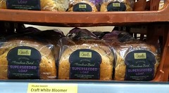 What Did It Superseed. Nov 2017 (SimonHX100v) Tags: sign funny signs logo poster fun humour humor innuendo irony satire text writing bread loaf bloomer