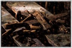 Tools (tiggerpics2010) Tags: stilllife monochrome handtools woodworking craft