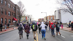 2018.01.15 Martin Luther King, Jr. Holiday Parade, Anacostia, Washington, DC USA 2371