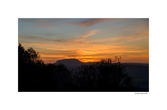 Puig de Randa (Landscape) (g.femenias) Tags: puigderanda algaida mallorca bonany petra sunset landscape mountain silhouette radar clouds sky nisisoftgndfilter plains layers