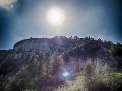 Viwe from Eagle's Nest 122TMD1m (Andras, Fulop) Tags: bayern nikon p7700 landscape alps mountain sun backlight lensflare kehlsteinhaus adlerhorst eaglesnest
