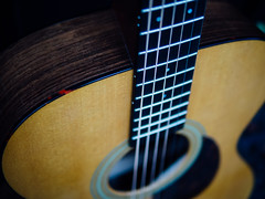 this one's mine (ajd808) Tags: music rosewood acoustic martin guitar om21 fretboard musicalinstrument