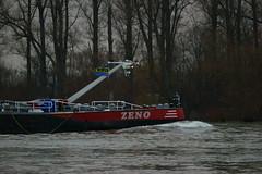 TMS ZENO (Lutz Blohm) Tags: tmszeno tankschiff speyer gütermotorschiff rhein rheinschifffahrt binnenschifffahrt binnenschiffe fluskilometer399 fe70300goss sonyalpha7aii