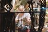 Macrame (Jetcraftsofa) Tags: nikonf4 nikkor852ai pro400h 35mm slr filmphotography candid street reflections windows macrame salon stylist