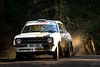 Rob Dennis/Andrew Boswell - Ford Escort Mk2 (MPH94) Tags: cambrian rally north wales llyn elsi february auto car cars motor sport motorsport rallying canon 7d mk2 welsh btrda msa light lighting rob dennis andrew boswell ford escort forest