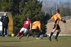 Cheshunt FC 'A' 3-0 Hampstead Heath Lions FC (24-2-18) (3) (Local Bus Driver) Tags: cheshunt fc a 30 hampstead heath lions 24218