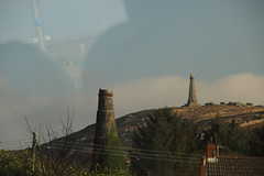 Redruth, Cornwall (Paul Emma) Tags: uk england cornwall redruth railway railroad dieseltrain train